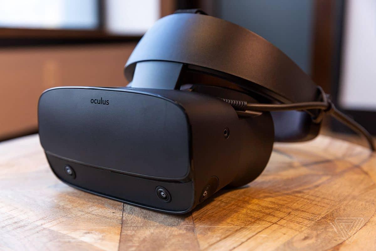 oculus vr production