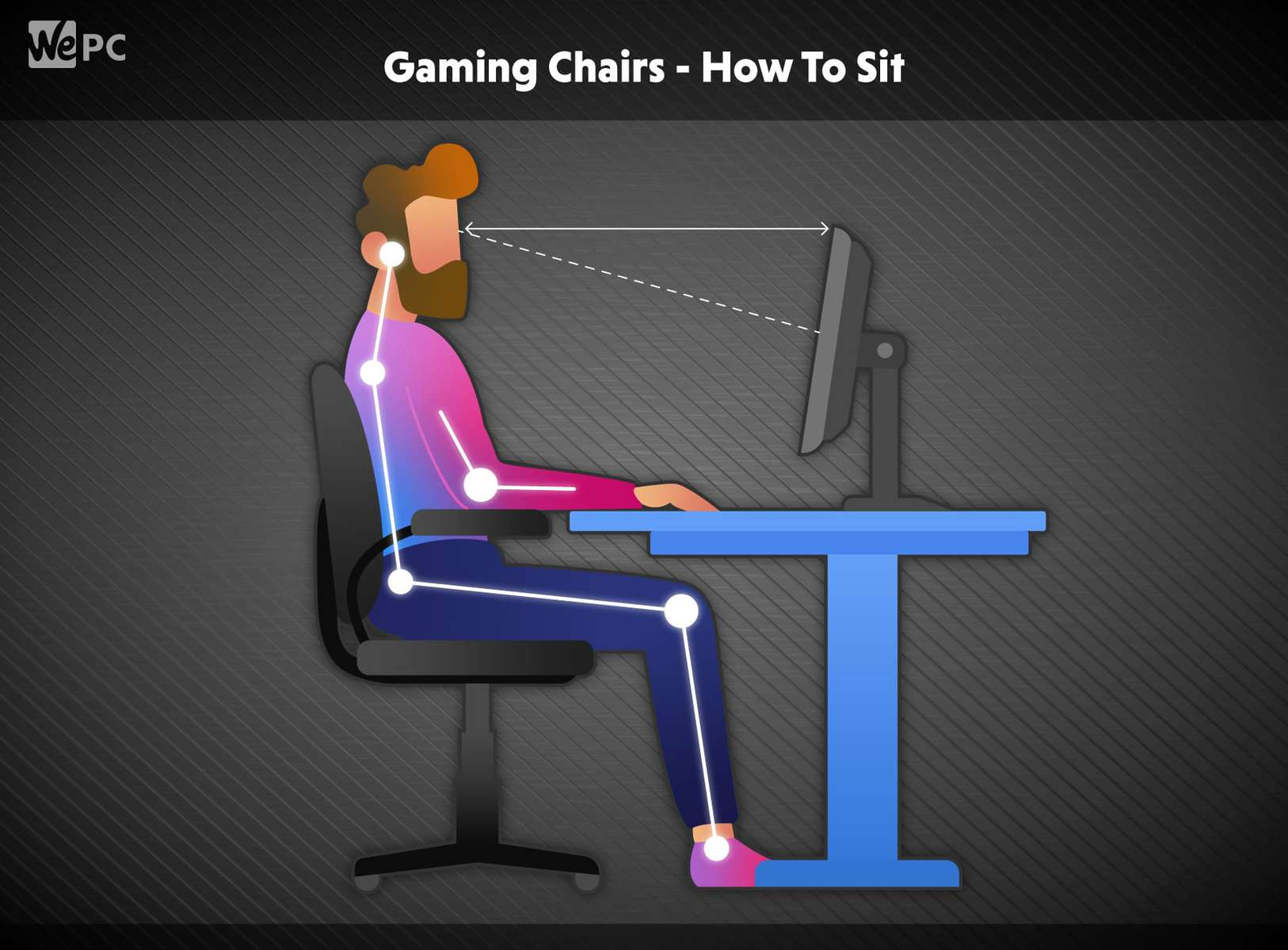 Gaming Chairs How To Sit