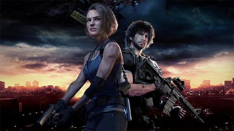 Resident Evil Games in Order