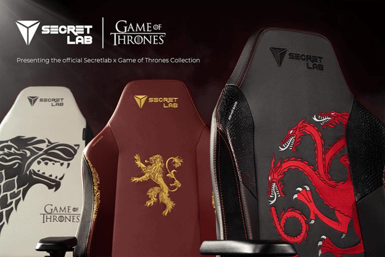 secretlab game of thrones