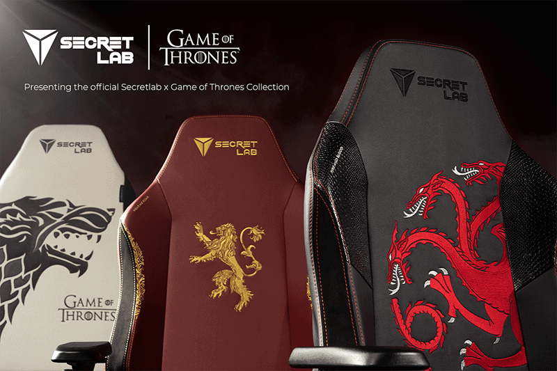 secretlab game of thrones