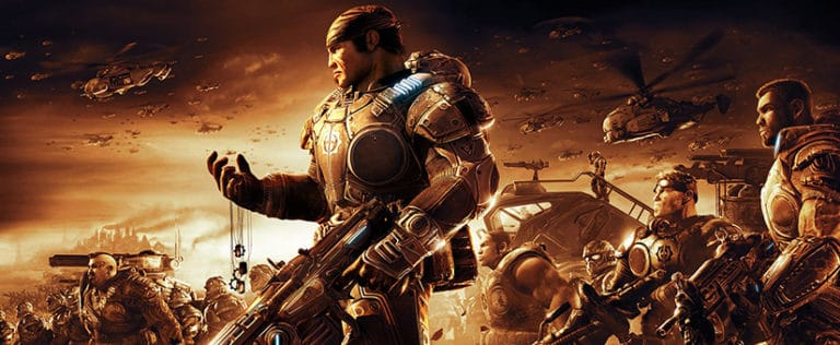 Benchmark Gears of War 2