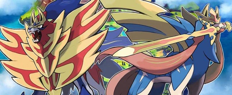 Benchmark Pokémon Sword and Shield