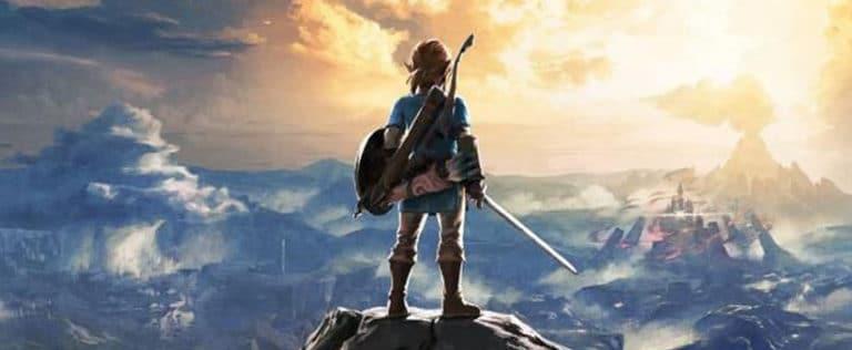 Benchmark Zelda Breath of the Wild