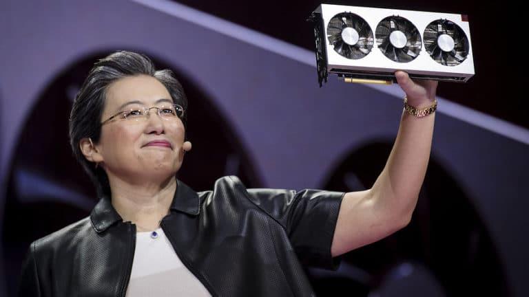AMD Lisa Su Radeon 7