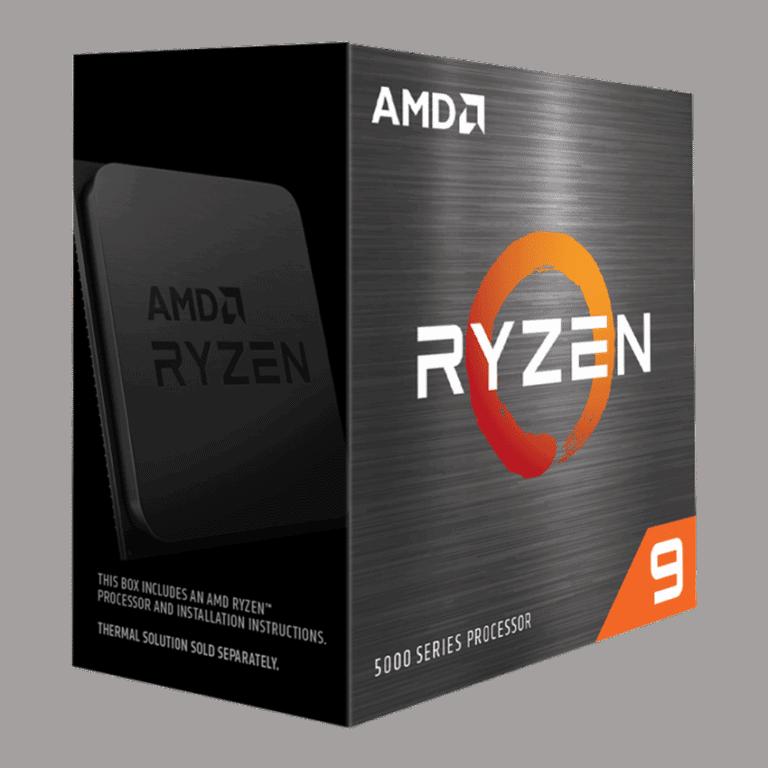 AMD Ryzen 9 5900X 1