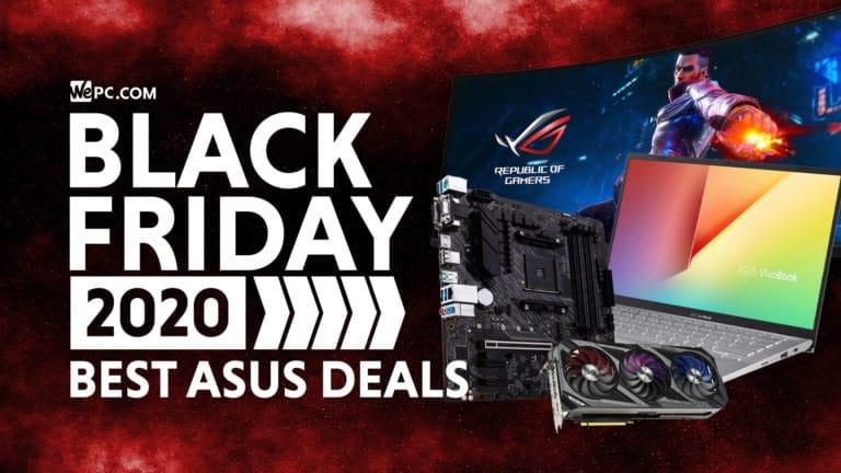 Black Friday ASUS Deals 2020