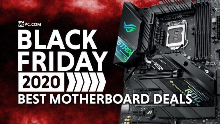 BF Best Motherboard deals