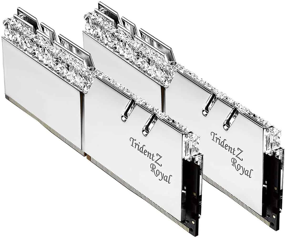 G.Skill Trident Z Royal 16GB DDR4 4800MHz