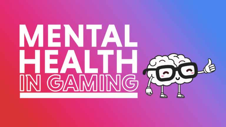Gaming Mental Health 2020 Survey 1