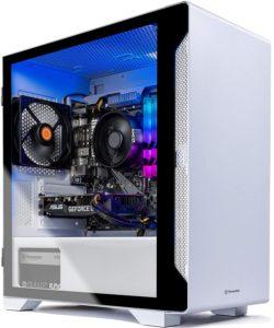 Thermaltake LCGS Glacier 100 CPU Gaming PC