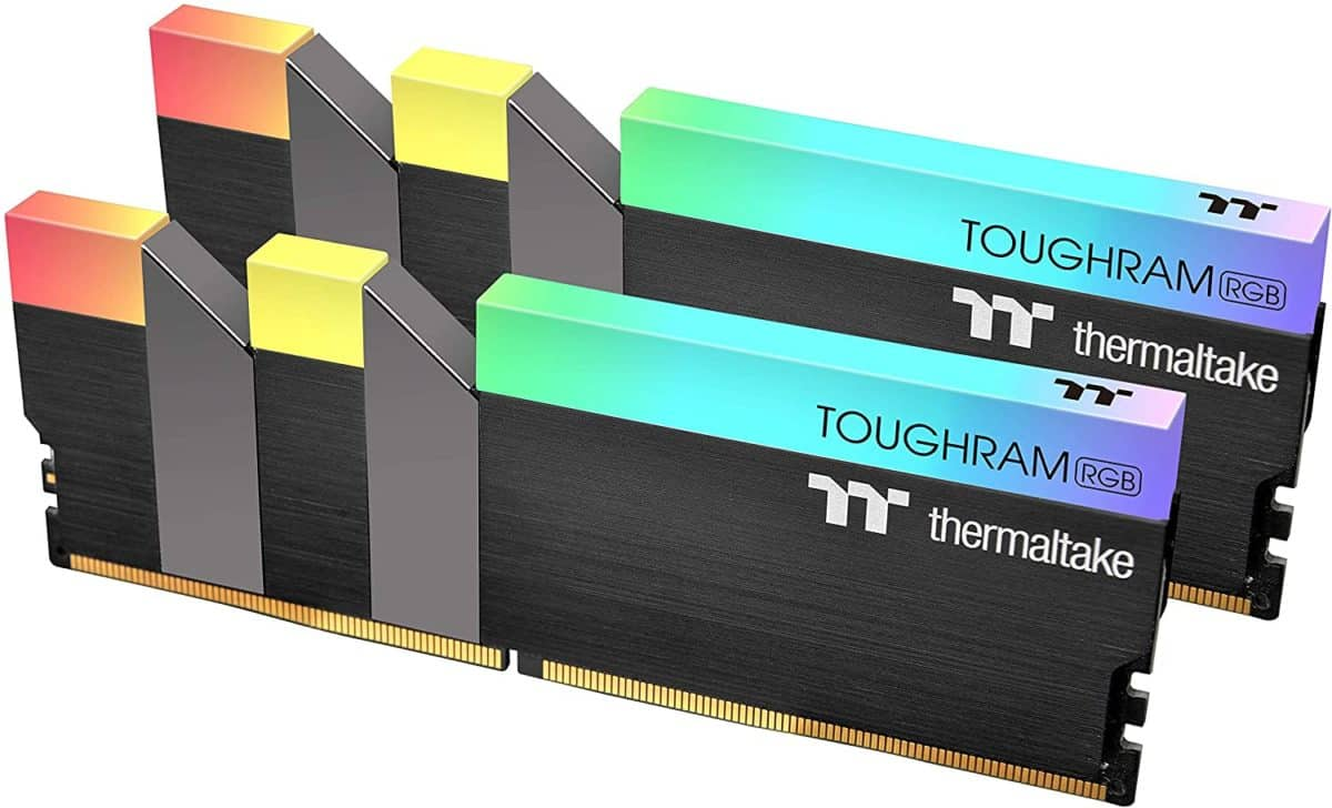 Thermaltake Toughram 4000MHz 16GB