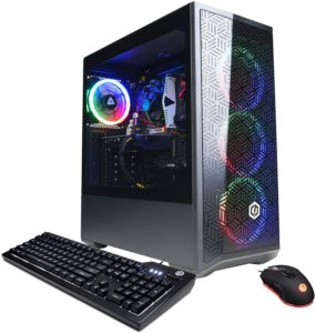 cyberpowerpc gamer xtreme vr gaming pc GXiVR8060A10