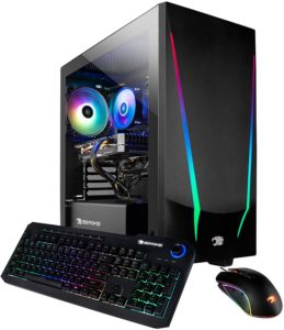 iBUYPOWER Gaming PC Computer Desktop Trace 4 9310