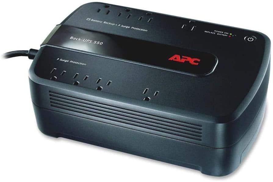 APC Backup power surger