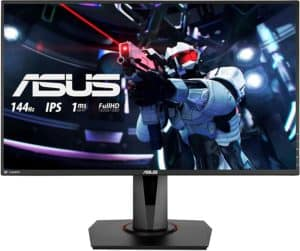 ASUS VG279Q 27 inch IPS 144Hz 1920 x 1080p gaming monitor