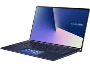 ASUS ZenBook Ultra Slim Laptop 15.6 inch 4K