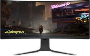 Alienware AW3420DW 34 inch WQHD gaming monitor