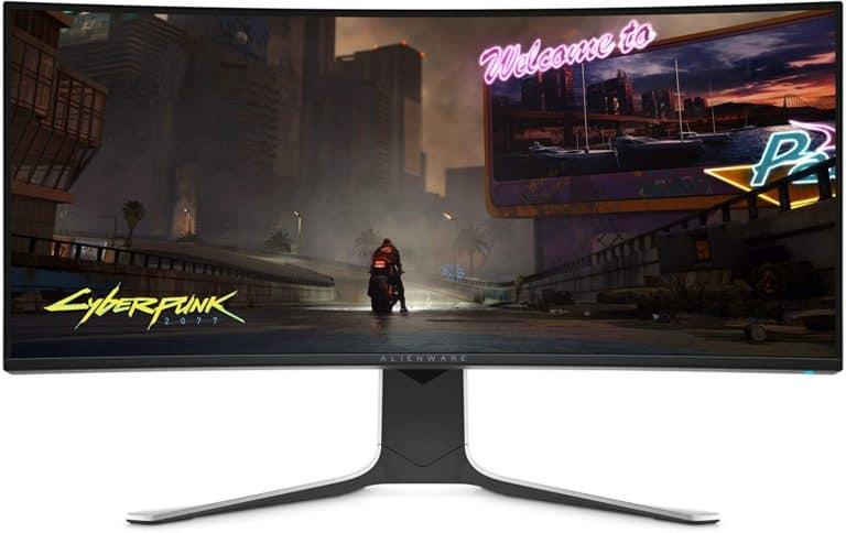 Alienware AW3420DW 34 inch WQHD gaming monitor