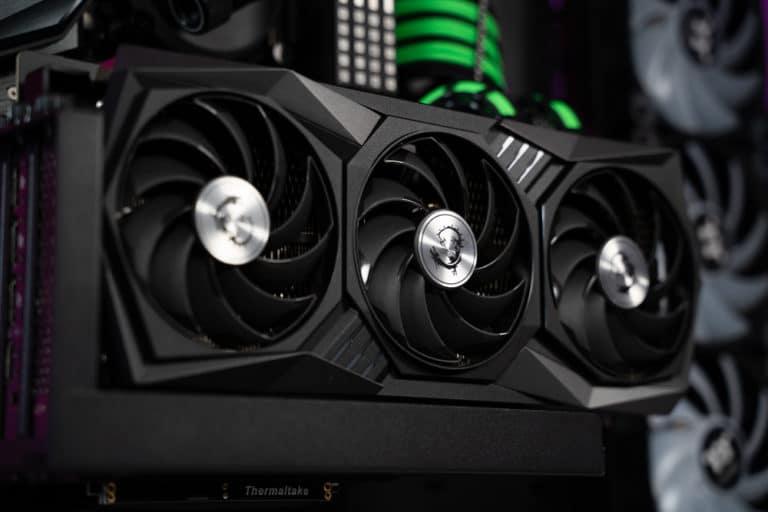 NVIDIA GeForce RTX 3050 GPU