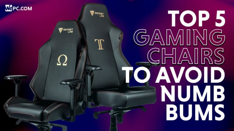 Gamign Chair for numb bums