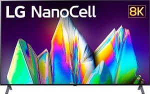 LG 8k nanocell tv