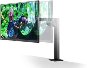 LG UltraGear 27GN88A 27 inch 2560 x 1440p 144Hz gaming monitor