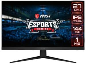 MSI Optix G271 27 inch 1080p 144Hz