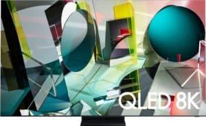 SAmsung 85inch 8k TV