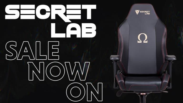 Secretlab black friday deals live