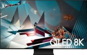 Samsung 65inch q800T 8k tv