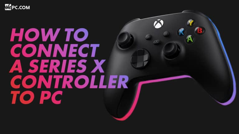 Series X Controller to PC