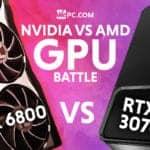 RTX 3070 Vs RX 6800