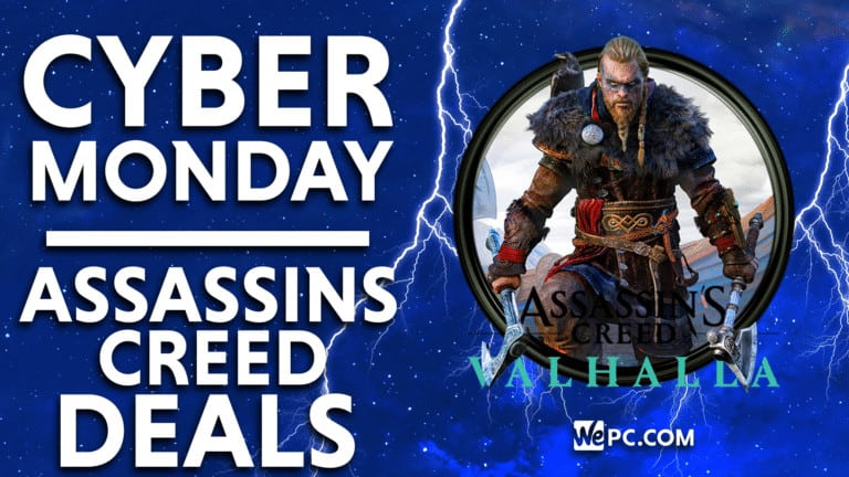 Assassins Creed Valhalla Cyber Monday