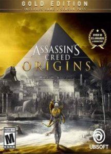 assassins creed origins gold edition cover