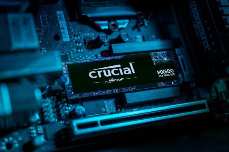 crucial ssd micron 3d nand technology