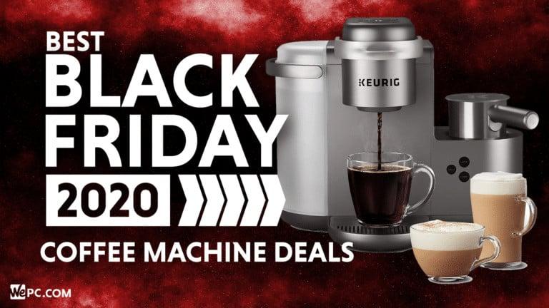 Smart coffee maker Black Friday