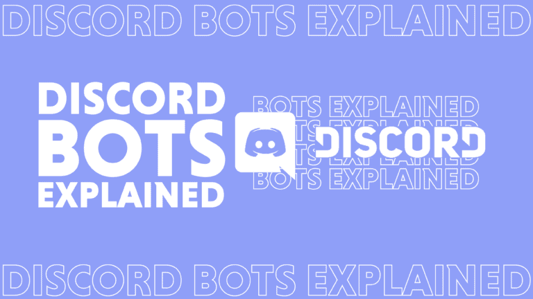 WePC Discord Bots explained 01