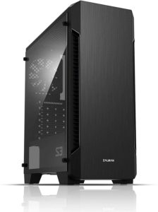 Zalman S3 ATX Mid Tower