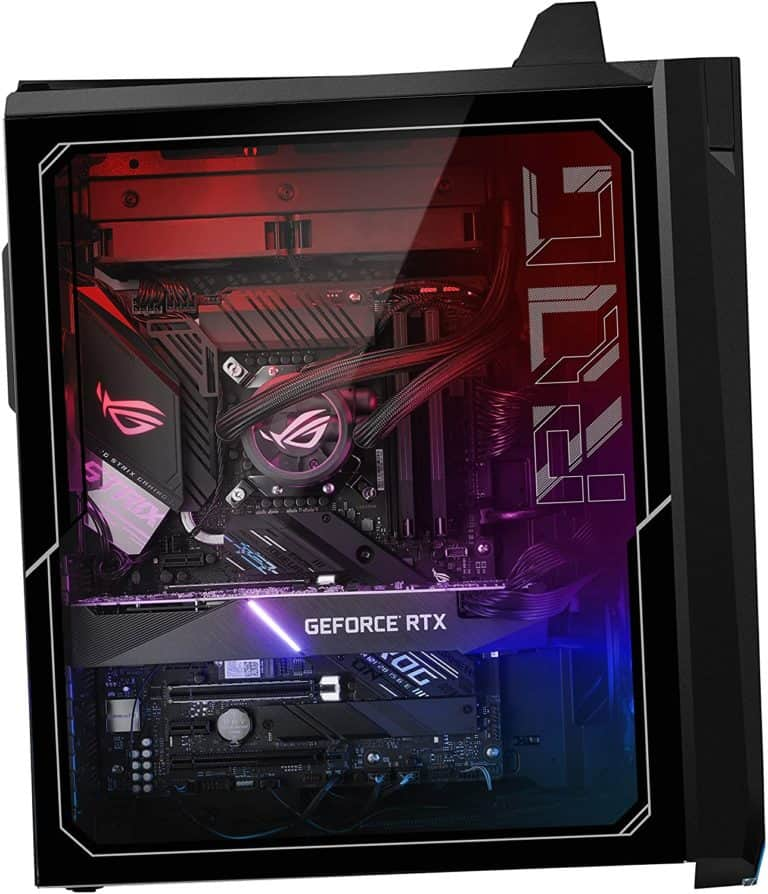 ASUS ROG Strix G35CZ Gaming Desktop PC