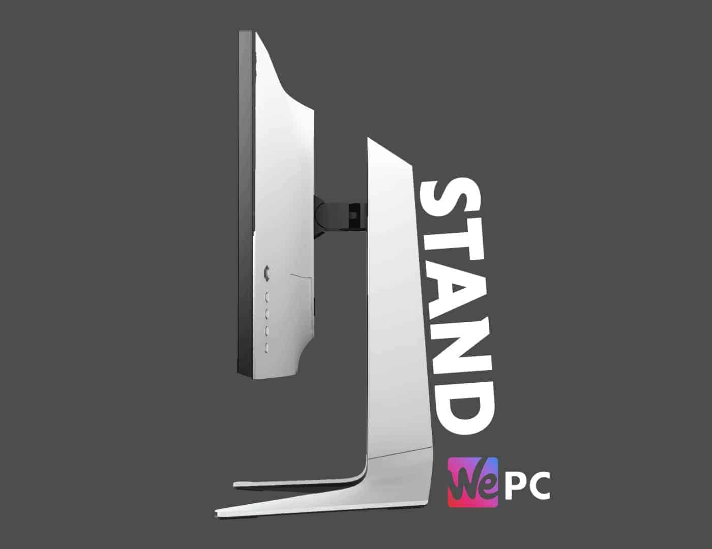Monitor Side Stand