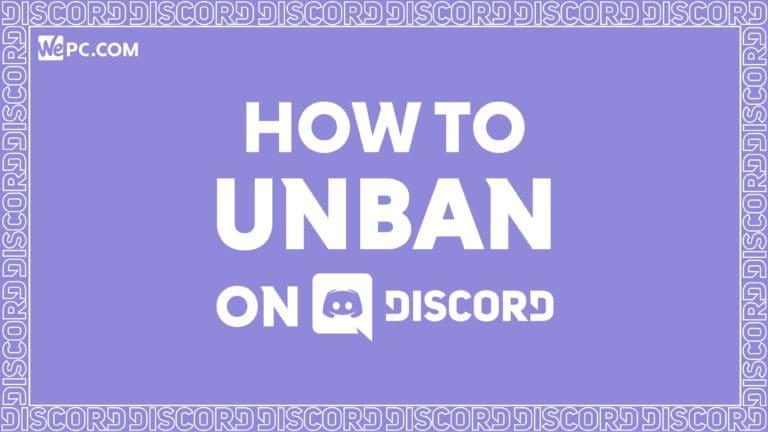 WePC Unban on Discord 01