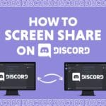 WePC how to screen share onDiscord 01