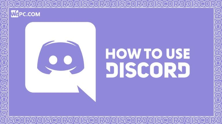 WePC how to use Discord 01