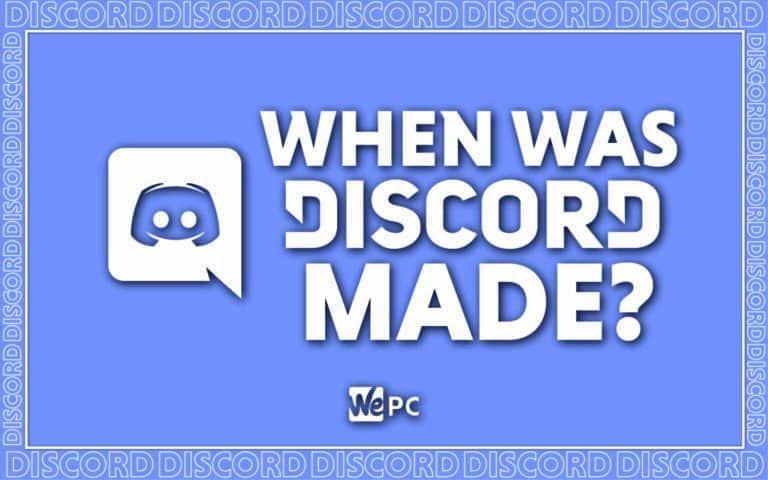 WePC when was discord made feature image 01