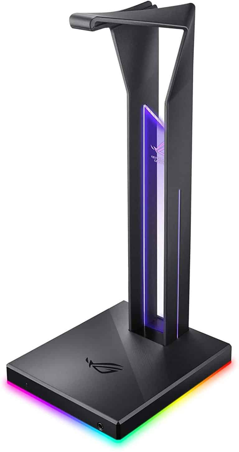 ASUS ROG Throne Qi Gaming Headset Stand