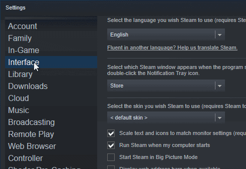 How to stop steam loading 2
