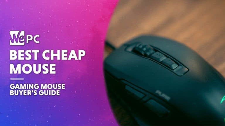 WEPC Best cheap gaming mouse Featured image 01