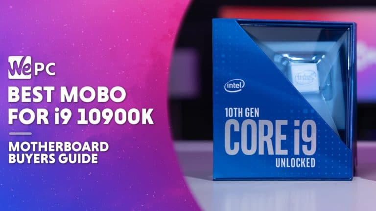 WEPC Best motherboard for i9 10900k Featured image 01