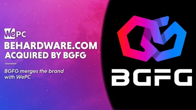 WePC BGFG acquires behardware 01